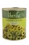 Zöld szeletelt olivabogyó (üvegben)