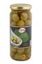 CORA Zöld olívabogyó egész/magozott/paprikás